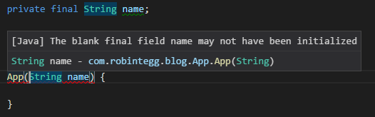 First look at Java support in Visual Studio Code   Robin Tegg